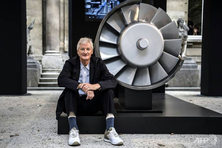 James Dyson bought super penthouse in Wallich Residence