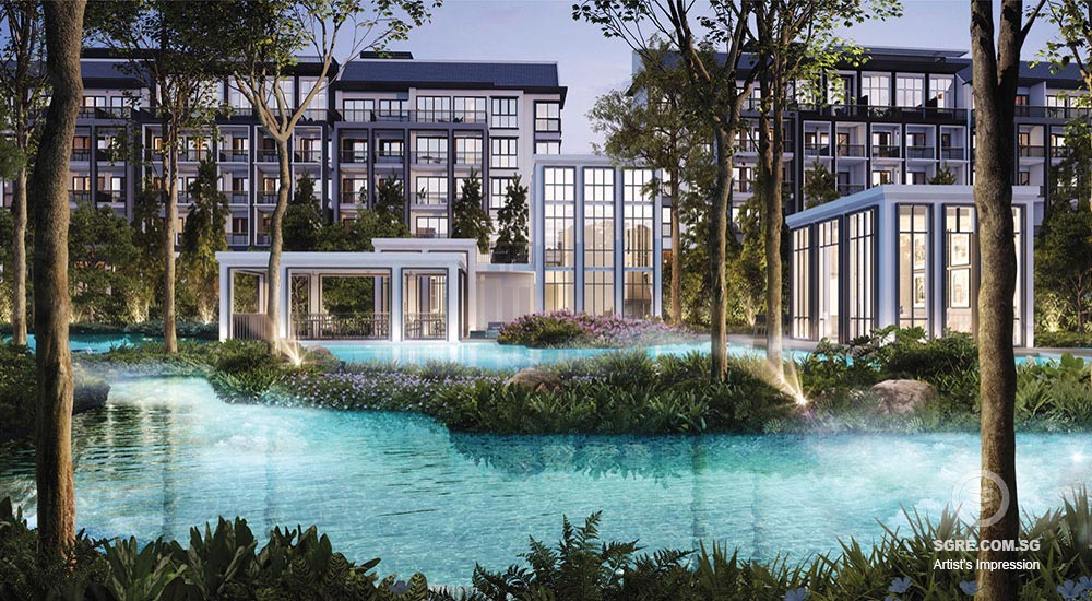 Mayfair Collection artist impression