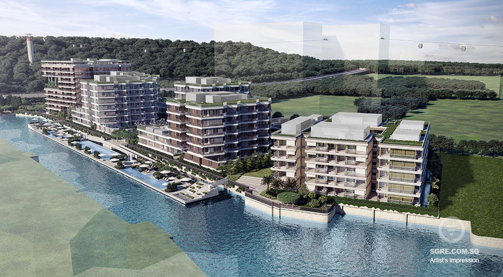 The Reef at King's Dock artist impression